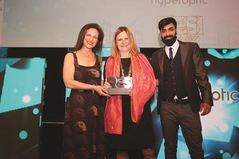 Landlord of the Year_Registered Social sponsored by Hyperoptic_Network Homes_Helen Evans